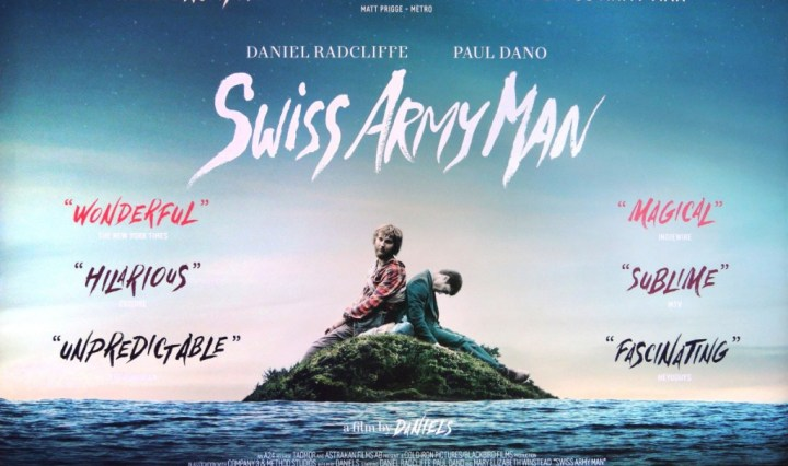 Swiss Army Man Dan Kwan Daniel Scheinert Daniel Radcliffe Paul Dano