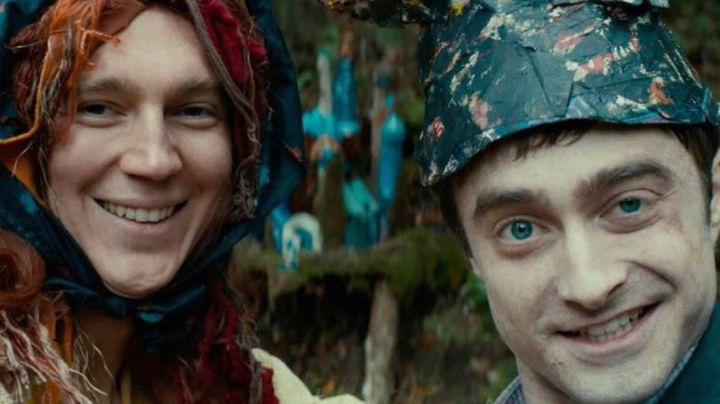 paul dano daniel radcliffe mary elizabeth winstead swiss army man