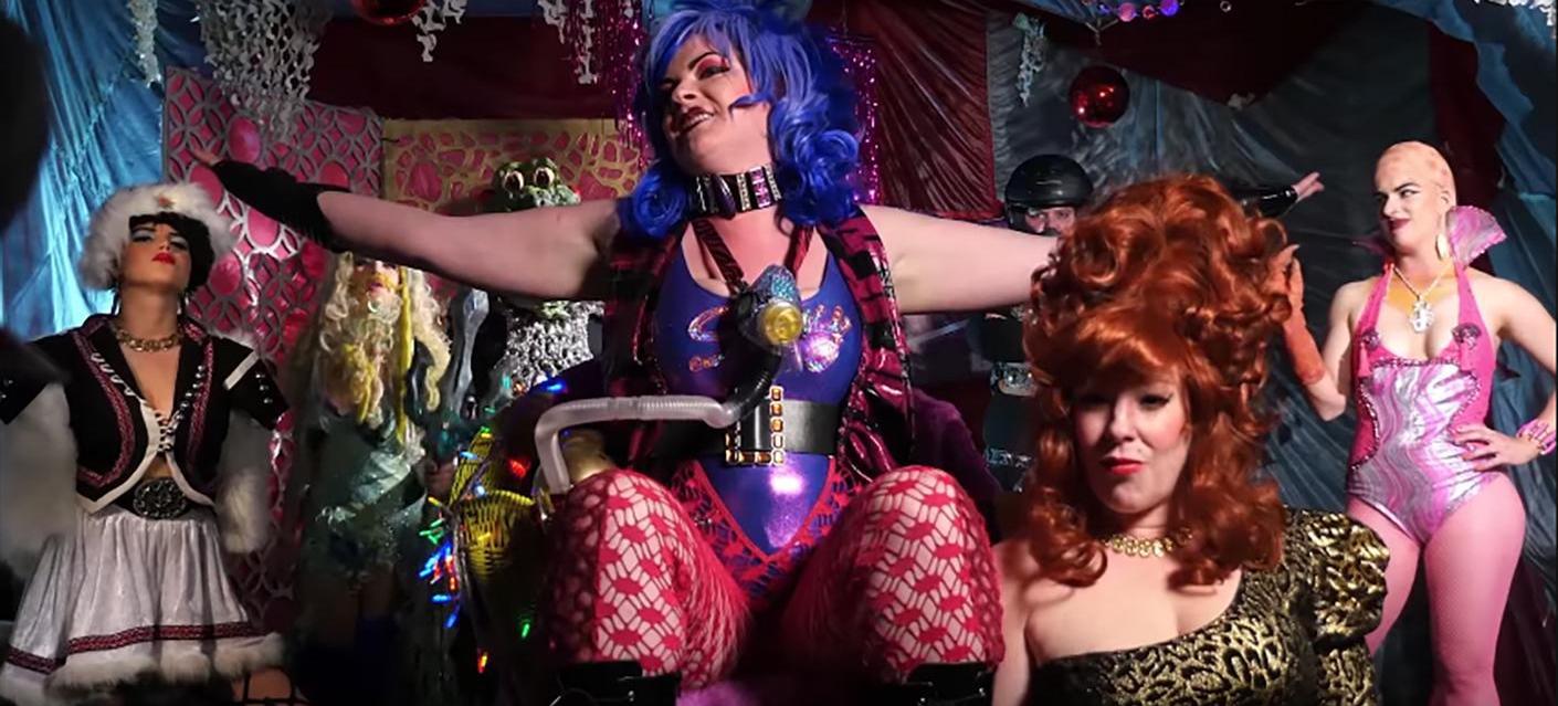 Fags In The Fast Lane Josh Sinbad Collins Etrange Festival King Khan