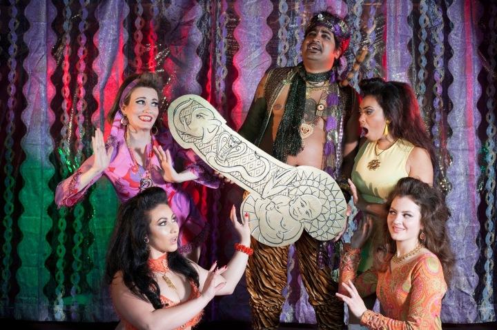 Fags In The Fast Lane King Khan Etrange Festival