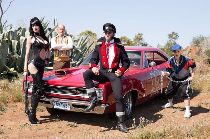 Fags in the fast lane Josh Sinbad Collins Etrange Festival