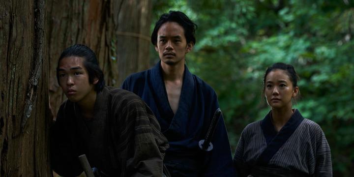Killing Shinya Tsukamoto Sosuke Ikematsu Yū Aoi Etrange Festival